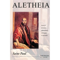 Aletheia n° 35 : Saint Paul