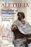 Aletheia n° 52 : Sensibilité et intelligence